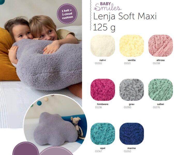 Schachenmayr Baby Smiles Lenja Soft Maxi