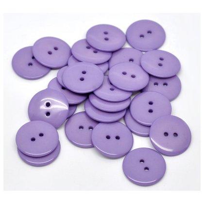 Saga, violetinė, 23mm
